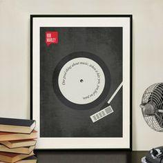 Bob Marley - Minimalist Illustration