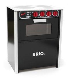 Brio Ofen schwarz - Brio Spielküche 31356 Shop - Eurotoys - Spielzeug online
