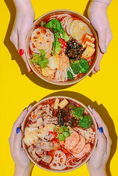 Peppercorn Kitchen on Behance Food Photography Styling, Food Styling, Product Photography, Food Patterns, Burger Recipes, Burger Food, Edible Arrangements, Pasta, Food Menu
