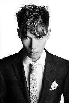 British Hairdressing Awards 2014 | Photography by Dominika Wozniak / www.dominikawozniak.com | Hair by Simon Khan | Makeup by Becky Hunting
