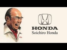 YouTube soichiro honda quote Soichiro Honda, Civic Eg, Honda Motorcycles, Honda Cr, Free News, Honda Civic, Vintage Japanese, Entertainment, Youtube