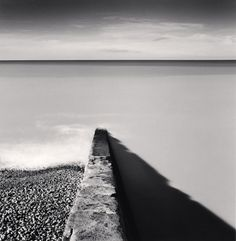 Michael Kenna Rising Tide, Ault, Picardy, France, 2009