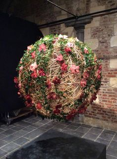 Fleuramour 2015 ! — at Alden Biesen Castle