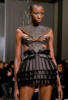 Fyodor Golan - another awesome collection (London Fashion Week)