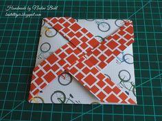 Stempeleinmaleins: Windrad Karte / pinwheel card