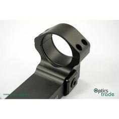 MAKmilmount, monoblock for picatinny rail, 34mm, 20 MOA