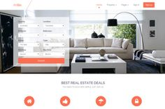 Check out Arillo - Responsive Real Estate by TemplateNinja on Creative Market