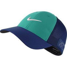 ececd2ee132 Nike Tour Legacy Mesh Flex Fit RZN Vapor Light Retro   Royal Blue Hat S m