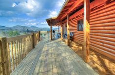 Heart of the Valley - Cabins for Rent in Sevierville, Tennessee, United States Smoky Mountains Cabins, Fire Pit Area, Wood Burning Fires, Smoky Mountain National Park, Exterior Lighting, Smoking Room, Rental Property, Great View, Bed And Breakfast