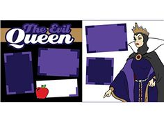 The Evil Queen Scrapbook Kit *** Read more reviews of the product by visiting the link on the image.Note:It is affiliate link to Amazon.