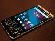 TCL, BlackBerry reveal partnership details and unveil upcoming 'Mercury' smartphone