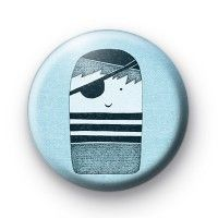 Little Thumb Pirate Boy Badge Button Badge £0.85