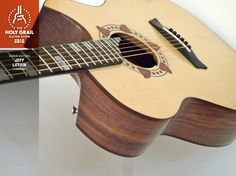 Exhibitor at the Holy Grail Guitar Show 2015: Jeff Letain, Letain Guitars, Canada. http://www.letainguitars.com/, https://www.facebook.com/pages/Letain-Guitars/237711989626806, http://holygrailguitarshow.com/exhibitors/letain-guitars/