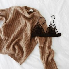 fashion, bralette, and lingerie # fall sensations