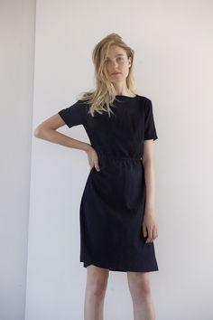 Katherine Hooker | SS14 | Panelled Dress