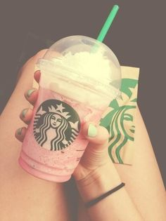 I want to try some new drinks from Starbucks! Know any good ones that won't make me go broke!!! :-)
