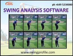 Golf Swing Analyzer, Golf Training, Play Golf, Golf Tips, Mobile App, Software, Profile, Baseball Cards, Ipad