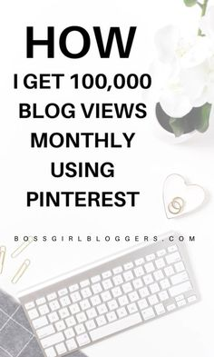 The best pinterest marketing strategies in 2020 to grow your blog traffic. How i get 100,000 monthly blog views using Pinterest strategies. #pinterestmarketing #pinteresttips #growyourblog #bloggingforbeginners