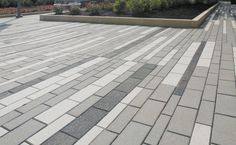"""Weight: 24 to 33 lbs per sq ft (Depending on Thickness) Thickness: 2"""" up to 2-3/4"""" Material: Pressed Concrete Tectura Designs Granitex Pavers are available in twelve standard colors. Custom colors available. Standard thickness is 2"""" to 2 3/4"""". Custom Plank Pavers are now available!"""