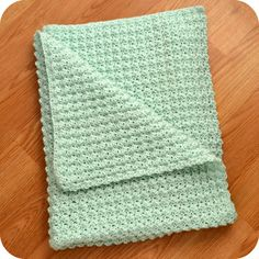 Crochet Soft Baby Blanket Made to Order $30.00