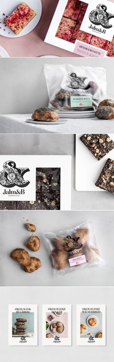 Jalm & B — The Dieline | Packaging & Branding Design & Innovation News