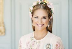 Princess Madeleine Celebrates Her 36th Birthday