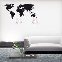 Clocker World Time | Vivantis.cz