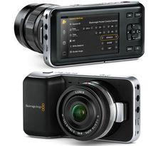 50% off BlackMagic Design Pocket Cinema Camera.