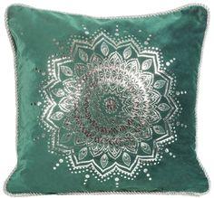 Obliečky na vankúše 45x45 zelené Cushion Pads, Cushion Covers, Different Colors, Cushions, Tapestry, Colours, Throw Pillows, Luxury, Edinburgh Scotland