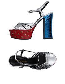 4e485612d1d SAINT LAURENT - Πέδιλο Giuseppe Zanotti Design, Ysl, Yves Saint Laurent,  Shoes Sandals