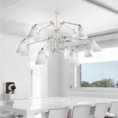 Cornelia de #Bover una gran lámpara de diseño escandinavo.