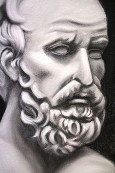 https://flic.kr/p/LBS48c | www.academiataure.com |     #art #drawing #artwork #illustration #figure #portrait #retrato