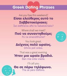 Greek dating phrases Basic Greek Words, Greek Numbers, Greek Phrases, Hebrew Prayers, Learn Greek, Greek Alphabet, Greek Language, Greek Quotes, School Lessons