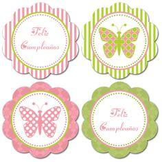 Decoraciones de cupcakes-Imagenes y dibujos para imprimir