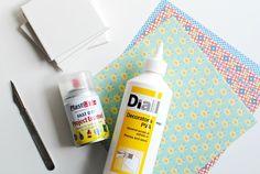 burkatron | uk fashion + nail art blog: DIY: make your own tile coasters