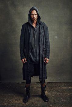 Greg Lauren Fall 2016 Menswear Fashion Show