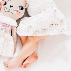 El Gato Skirt   Sapling Child