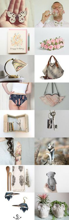 Trending Spring by Dorota on Etsy--Pinned with TreasuryPin.com