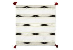 These cotton napkins bring a sophisticated whimsy to cocktail hour with a keyhole-stripe design and colorful tassels on each corner. Cotton Napkins, Cocktail Napkins, Stripes Design, Cocktails, Crafts, Color, Kings Lane, Linens, Beverages