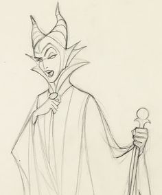 Marc Davis: Maleficient