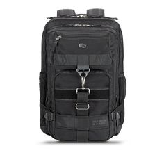 """Altitude 17.3"""" Backpack - Solo"""