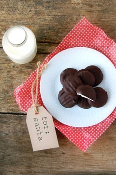 by butterflyfoodie, via Flickr  I love Peppermint Patties and this sounds like a good recipe.