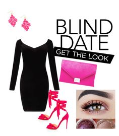 Blind date by stephanie-alexander1 on Polyvore featuring polyvore, moda, style, Miss Selfridge, Loeffler Randall, fashion and clothing