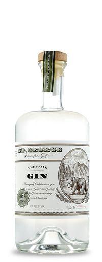 terroir   gin   fir / laurel / sage   botanical