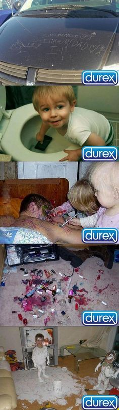 Funny Pictures of the week pics- Durex Commercial (Compilation). Oh my god. Haha Funny, Funny Cute, Funny Shit, Funny Jokes, Funny Photos, Funniest Pictures, Hilarious Pictures, Funny Pins, Just For Laughs