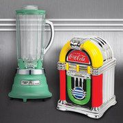 Take a look at the Retro Kitchen Collection event on #zulily today! - I'm loving the coke cookie jar! Only $22!