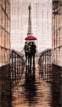 """Saatchi Online Artist Atelier Palluch; Painting, """"Paris"""" #art"""