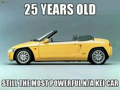 Honda Beat: A Terrific Japanese Kei-Roadster #blogpost