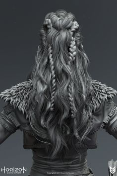 I was given the opportunity to be responsible for the production of hair for Horizon Zero Dawn, a PS4 game developed by Guerrilla Games. It was a fun challenge to learn the intricacy of game hair development and work with my colleagues in code, rigging and shading to realize our 100k triangles in-game hair for Aloy to be fully dynamic, driven by 50 splines at 3-5 ms whilst maintaining a stable 30fps on a PS4 system. I want to thank the outsourcing vendors, the GG team and the fantastic…