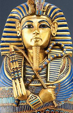King Tutankhamun #The Pharaohs of Egypt